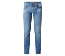 Regular Fit Jeans mit Stretch-Anteil Modell 'Jack'