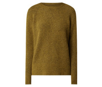 Pullover aus recyceltem Polyester