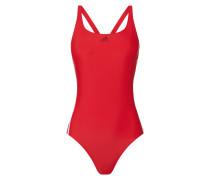 Comfort Fit Badeanzug aus recyceltem Polyamid