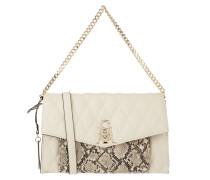 Handtasche mit Kettenriemen Modell 'Bliner'