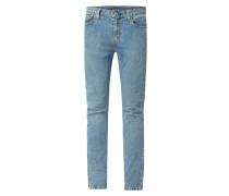 Extreme Skinny Fit Jeans mit Stretch-Anteil Modell '519 Hi-Ball'