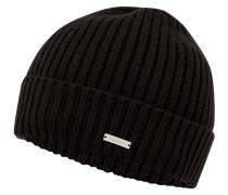 Mütze aus Baumwoll-Kaschmir-Mix