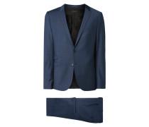 Regular Fit Anzug mit 2-Knopf-Sakko