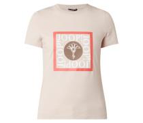 T-Shirt mit Logo-Print Modell 'Tyne'