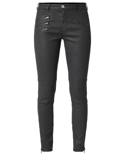Coated Slim Fit Jeans