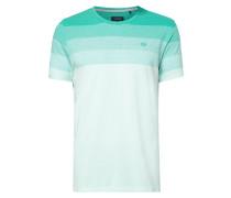 T-Shirt aus Piqué