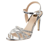 High Heels in Metallicoptik