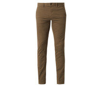 Slim Fit Chino mit Stretch-Anteil Modell 'Schino-Modern'