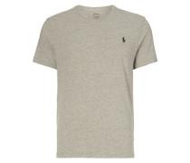 Custom Slim Fit T-Shirt mit Logo-Stickerei