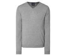 Pullover aus einer Kaschmirmischung
