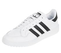 Sneaker aus Leder Modell 'Team Court'