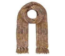 Schal aus Mouliné