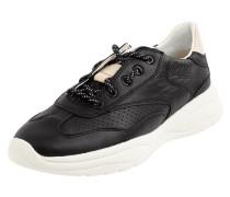 Sneaker aus Leder Modell 'Smeralda'
