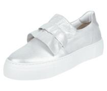 Slip-On Sneaker aus echten Leder