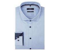 Slim Fit Business-Hemd mit extralangem Arm