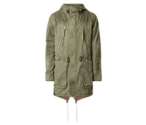 Parka im Used Look