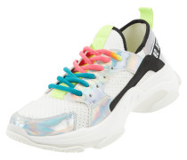 Chunky Sneaker in Holographic-Optik Modell 'Ajax'
