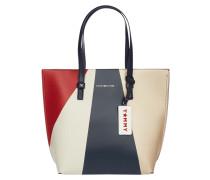 Shopper in Logo-Farben