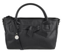 Handtasche mit Knotendetail