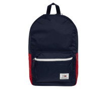 Rucksack im zweifarbigen Design