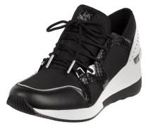Sneaker 'Liv Trainer' aus Leder und Textil