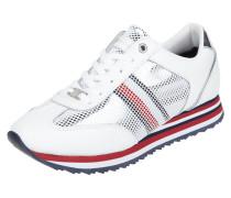 Sneaker 'Corporate Flag' mit Meshbesatz
