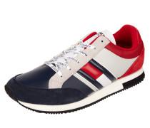 Sneaker 'Casual Retro Sneaker' aus Veloursleder