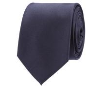 Krawatte aus Seide in klassischer Form