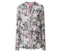 Blusenshirt mit verlängerter Rückseite Modell 'Edana'