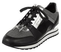 Sneaker 'Billie' aus Leder und Textil