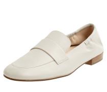 Loafer aus Leder mit Ziersteg