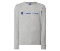 Comfort Fit Sweatshirt mit Logo-Print
