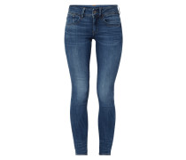 Stone Washed Super Skinny Fit Jeans
