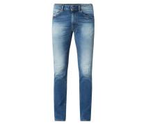 Slim Fit Jeans mit Stretch-Anteil Modell 'Thommer'