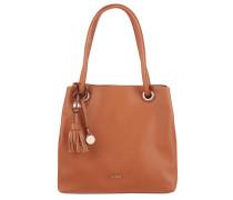 Handtasche mit unterteiltem Hauptfach