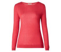 Pullover mit Woll-Anteil