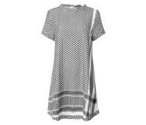 Kleid im Kufiya-Look