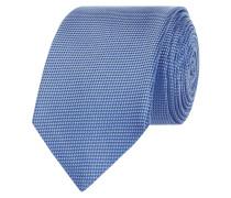 Krawatte aus Seide mit Webstruktur