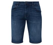Regular Slim Fit Jeansshorts