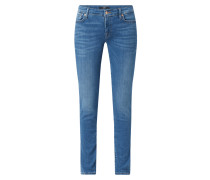 Slim Fit Jeans mit Stretch-Anteil Modell 'Pyper'