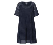 PLUS SIZE - Kleid mit Lochmuster