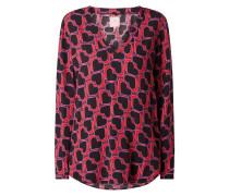 Blusenshirt aus Viskose Modell 'Edigna'
