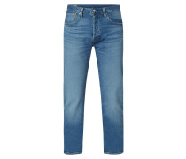 Slim Tapered Fit Jeans mit Stretch-Anteil