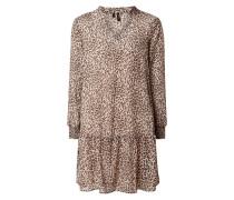 Kleid aus Chiffon Modell 'BEA'