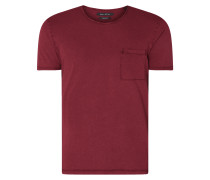 Shaped Fit T-Shirt aus Organic Cotton