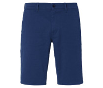 Slim Fit Shorts mit Stretch-Anteil