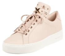 Sneaker 'Mindy' aus Leder mit Nietenbesatz