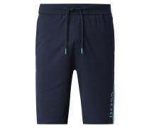 Loungeshorts mit Logo-Print Modell 'Authentic Shorts'