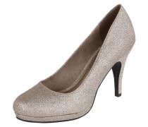 High Heels mit Glitter-Effekt