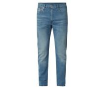 Regular Tapered Fit Jeans mit Stretch-Anteil Modell '502 Hi-Ball'